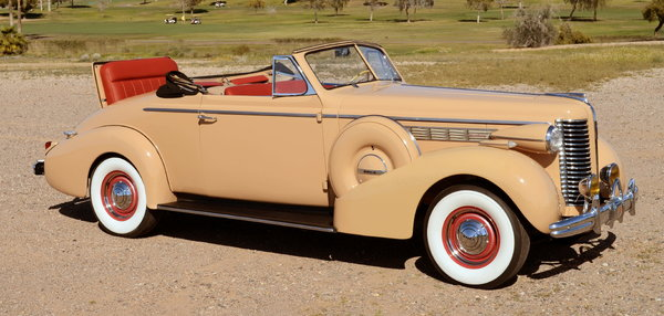 1938 Buick Century Series 60  for Sale $109,850
