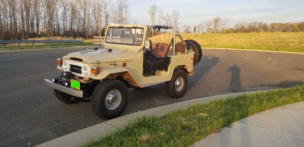 1970 TOYOTA FJ40  for Sale $59,949
