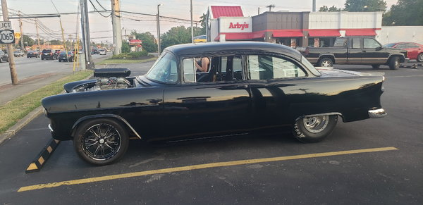55 Chevy Prostreet/ drag  for Sale $38,000