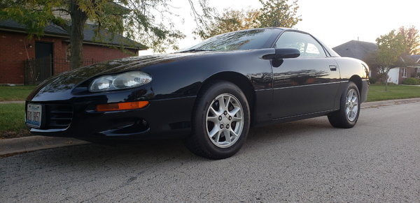 2002 Chevrolet Camaro  for Sale $3,000