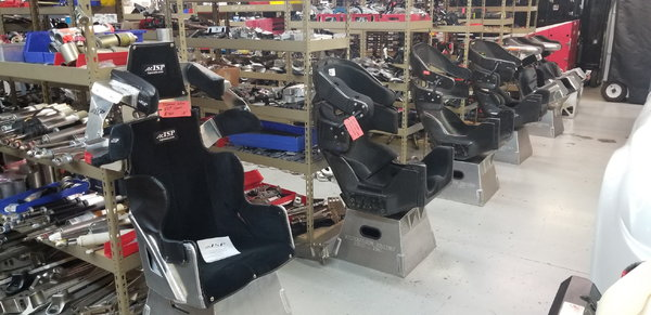 LARGEST SELECTION OF USED SEATS IN THE WORLD!