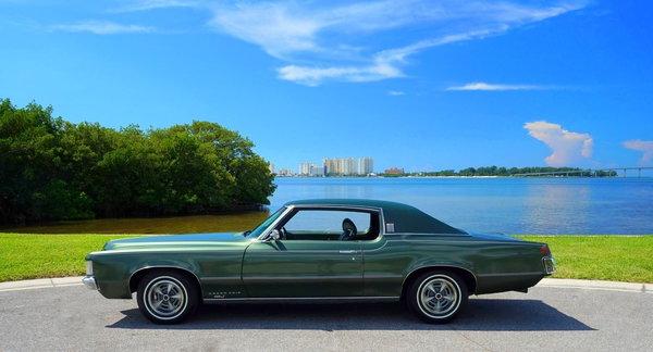 1969 Pontiac Grand Prix Model J Hardtop  for Sale $33,900