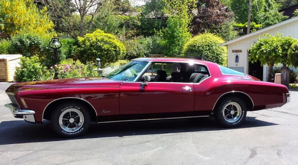1971 Buick Riviera  for Sale $32,500