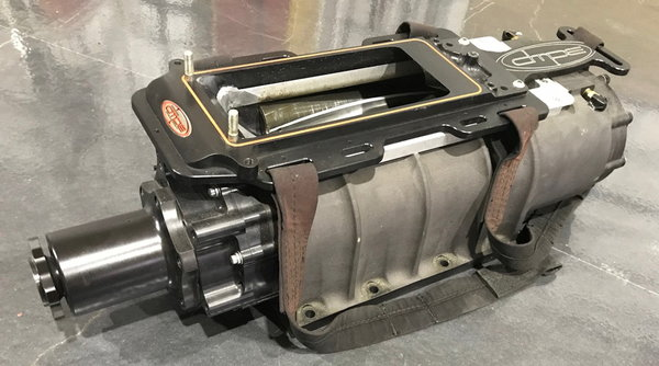 DMPE M5 Supercharger Blower w/ Inserts Spacers Restraint Bag  for Sale $9,500