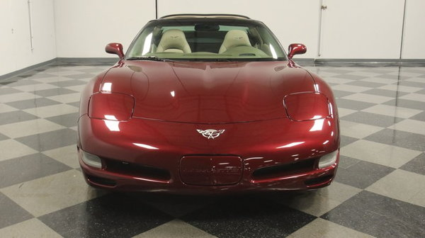 2003 Chevrolet Corvette 50th Anniversary  for Sale $33,995