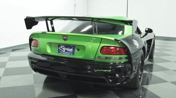 2010 Dodge Viper SRT-10 ACR Voodoo Edition  for Sale $151,995