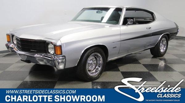 1972 Chevrolet Malibu Baldwin Motion Tribute  for Sale $38,995