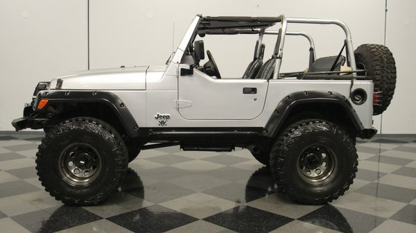 1998 Jeep Wrangler 4X4  for Sale $23,995
