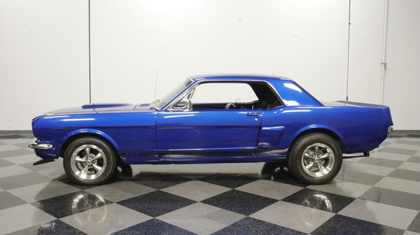 1966 Ford Mustang GT350 Tribute Restomod  for Sale $35,995