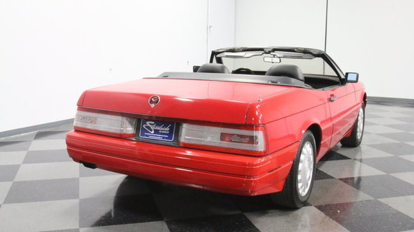 1992 Cadillac Allante  for Sale $8,995