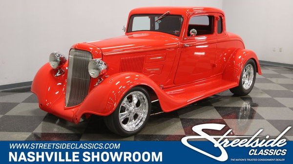 1934 Plymouth Coupe for sale in LA VERGNE, TN, Price: $64,995
