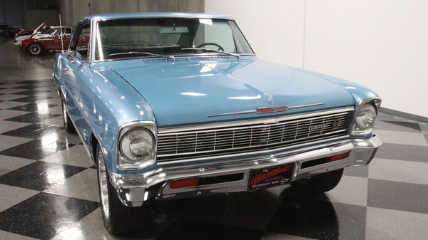 1966 Chevrolet Nova Chevy II SS  for Sale $52,995