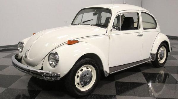 1971 Volkswagen Super Beetle  for Sale $12,995
