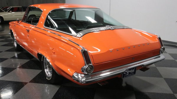 1965 Plymouth Barracuda  for Sale $25,995