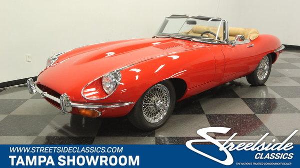 1970 Jaguar XKE Roadster For Sale $124,995