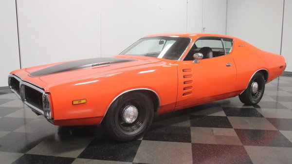 1972 Dodge Charger  for Sale $33,995