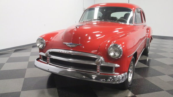 1950 Chevrolet Stylemaster 2 Door Coupe  for Sale $20,995