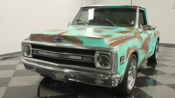 1969 Chevrolet C10 Patina Restomod  for Sale $29,995
