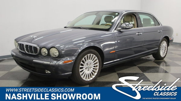 2005 Jaguar XJ Vanden Plas For Sale $9,995