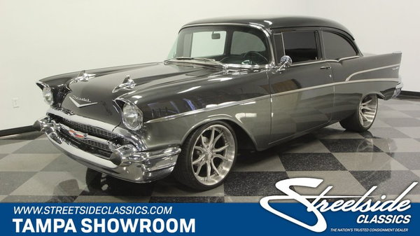 1957 Chevrolet 210 Restomod  for Sale $59,995
