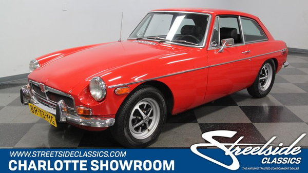 1973 MG MGB GT  for Sale $10,995