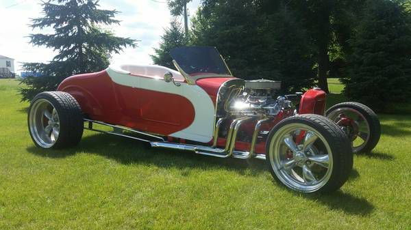 1927 FORD ROADSTER  for Sale $19,949