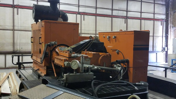 10,000LB High Pressure Washer  for Sale $30,000