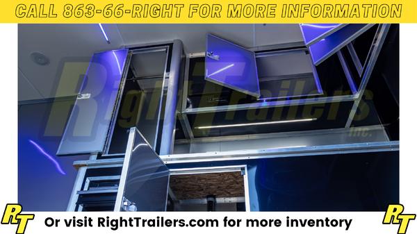 2021 8.5 x 34 Continental Cargo Trailer