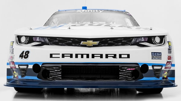 NEW Chevy Camaro NASCAR - Never Raced   for Sale $72,000