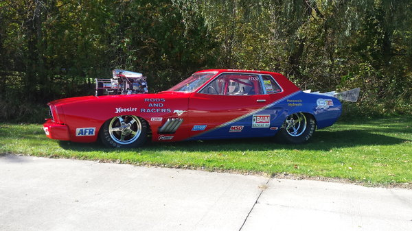 Mustang With Blower  for Sale $29,900