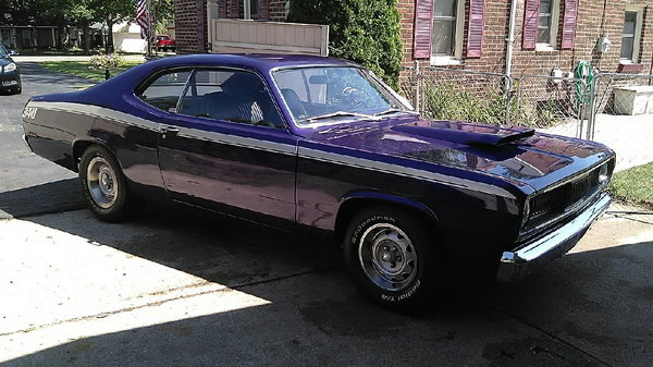 1971 Plymouth Duster  for Sale $18,000