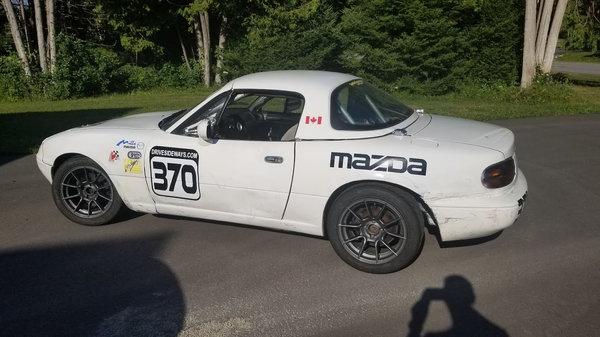 FS: SCCA Spec Miata NA  for Sale $11,500