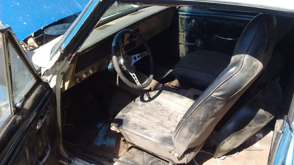 1966 Chevrolet Chevy II  for Sale $7,500