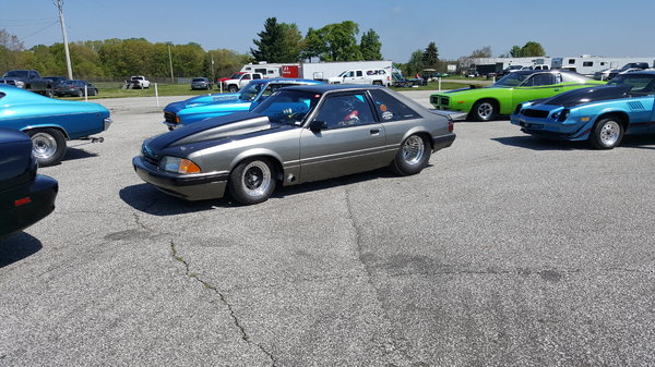 1989 Foxbody Mustang For Sale In Montville Oh Racingjunk Classifieds