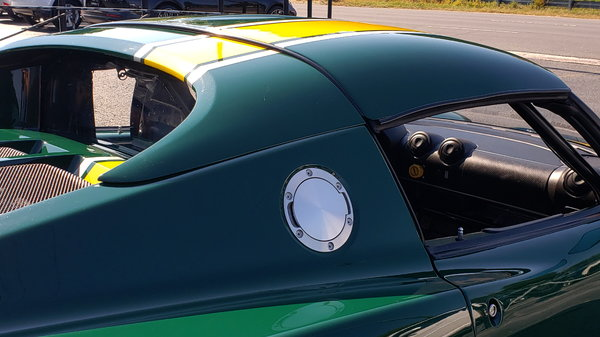 2011 Lotus Elise SC Race Car