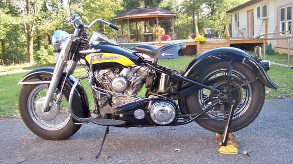 1956 Harley-Davidson Other  for Sale $31,000