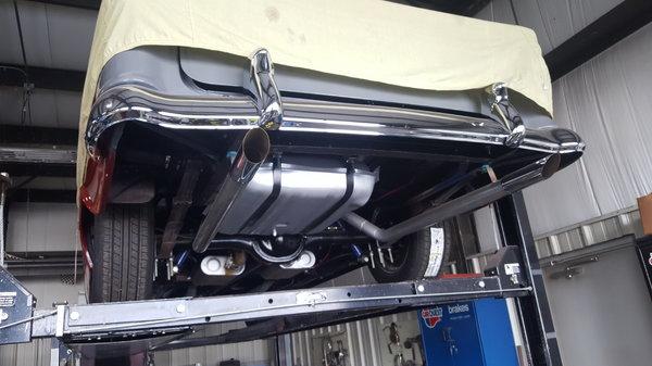 1955 Chev Bel Air