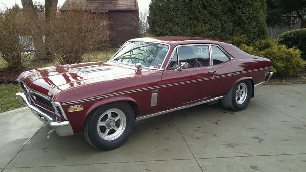 1970 Chevy Nova  for Sale $26,000