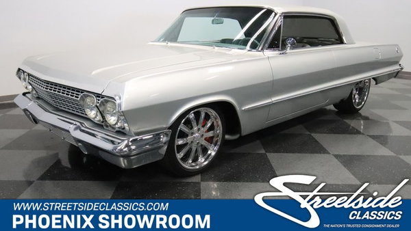 1963 Chevrolet Impala Restomod for sale in MESA, AZ, Price: $54,995