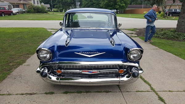 1957 Chevy Street Rod  for Sale $38,000