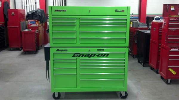 Snap on classic 78 double stack with tools