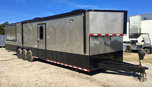 BBQ/RV 8.5x34 Triple Axle  for Sale $39,678