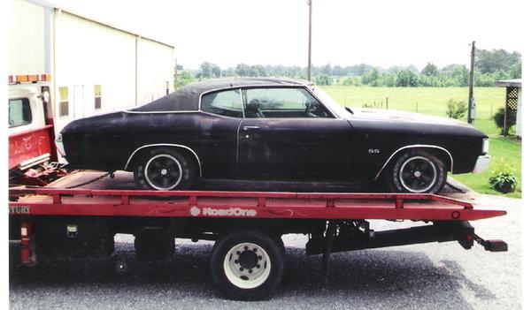 1972 Chevrolet Chevelle  for Sale $10,000