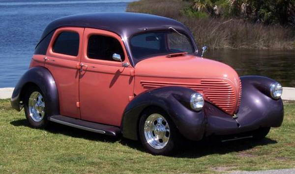 1938 WILLY 100% STEEL AC