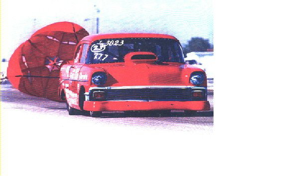 1956 Chevy 210, chrome moly chassis  for Sale $35,000