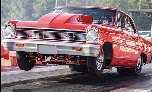 66 nova/Chevy II (Price lowered!!!!)  for Sale $55,000