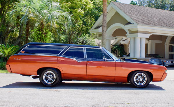 1968 Chevrolet Impala  for Sale $33,950