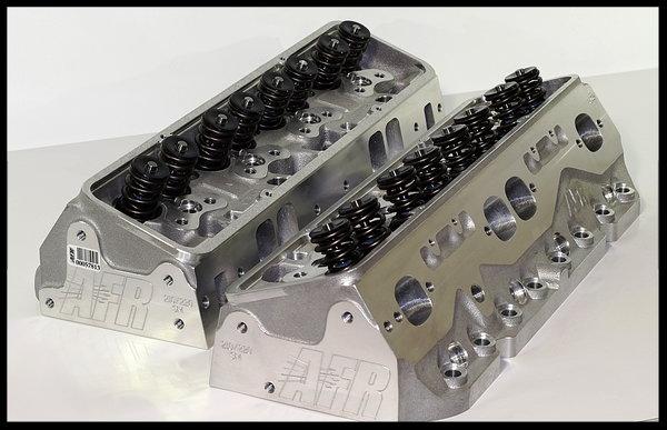 AFR CHEVY SBC ELIMINATOR HEADS 220cc 75cc FULLY BUILT 1066HR  for Sale $1,825