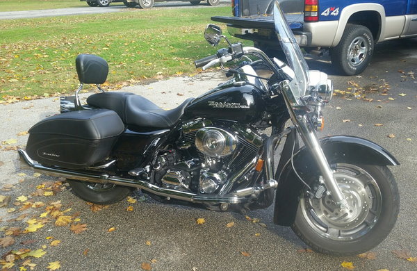 Road King For Sale >> 2005 Harley Davidson Road King For Sale In Wilmington De Price 8 200