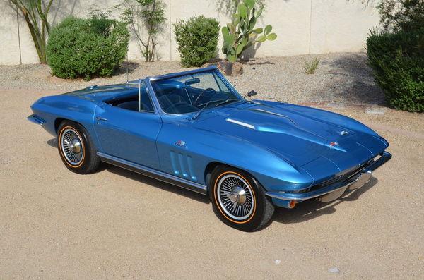 1966 Chevrolet Corvette  for Sale $40,700